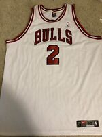 Eddy Curry Nike Authentic Bulls Jersey 60/4xl