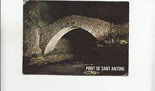BF29933 valls d andorra pont romanic de sant antoni   front/back image