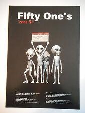 ▓ PLAN MEDIA ▓ LAST CALL présente : FIFTY ONE'S : ZONE 51