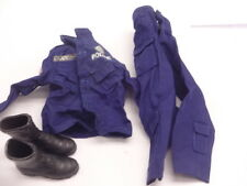 """Hasbro 12"""" Gi Joe Lot Clothes Accessories Weapons Shoes 1/6 Scale Figure S103"""