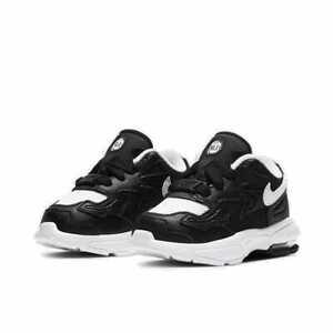 Nike Air Max2 Light  Shoes Black/White CJ4028 001 SZ 7 Toddler NEW