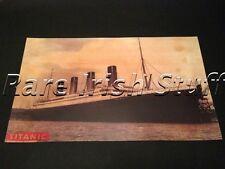Titanic While Star Line At Port 1912 In Belfast,Ireland - Irish Pub & Bar Print