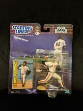 1999 Pedro Martinez Boston Red Sox  STARTING LINEUP action figure with card