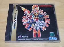 Sega Saturn Guardian Heroes Japan SS