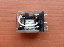 Automation Direct QL2X1-D24 Relay Coil 24VDC 8-Pin 10A @ 250VAC