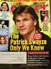PATRICK SWAYZE Closer Magazine August 2019