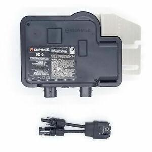 Enphase Microinverter IQ6 IQ 6 IQ6-60-2-US