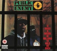 It Takes a Nation of Millions to Hold US Back 0602537737086 by Public Enemy