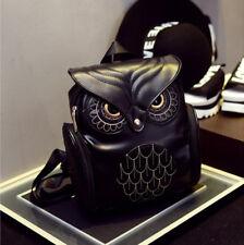 Fashion Vintage Owl Elegant Women Bag Backpack Women Backpack Travel Backpack