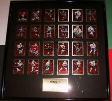 1994-95 Rookie Team Pinnacle Set x 2 Framed #7 of 15