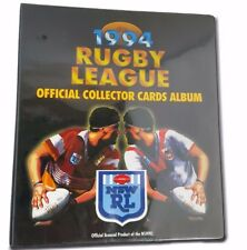 1994 Rugby League Collector Cards Official Folder Dynamic Marketing NRL/ARL RARE