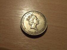 Elizabeth II Two Pound Coin. Commonwealth Games Edinburgh 1986..AH5236.
