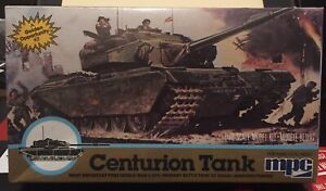 MPC 1/76 Centurion Tank - Sealed !