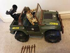 US Army Infantry-FUSIL M16 avec lanceur 1//6 Scale-Gi Joe Action Figures