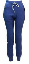 Abbigliamento sportivo da donna blu in cotone taglia M