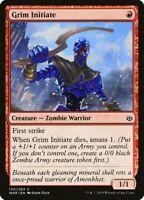 4x Grim Initiate - War of the Spark - MTG EDH NM Playset - MTG_Dom Charity Magic