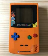 Nintendo Game Boy Color Pokemon Center 3 years Anniversary Console only three JP