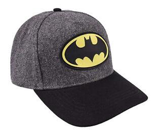 DC Batman Cap Baseball cap Official Licensed merchandise Unisex Caps