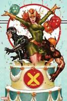 MARVEL COMICS X-MEN #1 BROOKS PARTY VARIANT DX