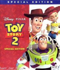 TOY STORY 2 (Walt Disney) Blu-ray-Disc (Cover-Nachdruck ohne FSK-Logo)