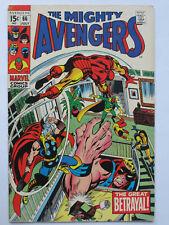 AVENGERS # 21 .- 140 US MARVEL 1964-1975 various grades / Auswahl / select