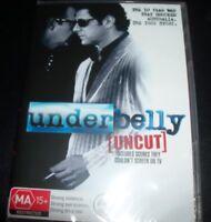 Underbelly Uncut The First Series1 (Australian Region 4) DVD - NEW