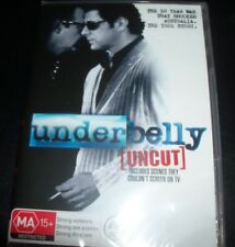 Underbelly Uncut The First Series1 (Australian Region 4) DVD - NEW
