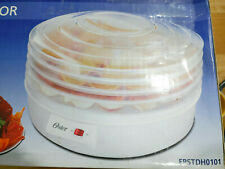 New listing New In Box Oster 4-Tray Electric Food Dehydrator Model Fpstdh0101 In White