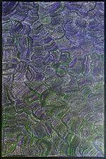Joy Purvis Petyarre ,Authentic Aboriginal Art, Size; 150 x 100cm  Bush Yam Seeds