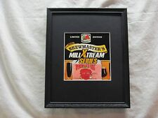 BREWMASTER'S  MILL X TREAM BEER SIGN   #1182