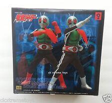 "Masked Kamen Double Rider 1 & 2 Hyper Hero Dynamite Gokin Collection 6"" Figure"