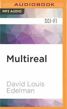 Jump 225 Trilogy: Multireal by David Louis Edelman (2016, MP3 CD, Unabridged)