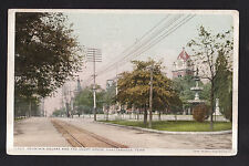 c.1907 Fountain Square ourt House Chattanooga Tennessee postcard