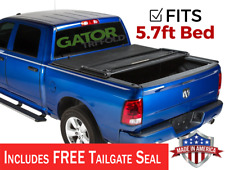 Gator Tri-Fold (fits) 2019 Dodge Ram 5.7 FT Tonneau Bed Cover FREE SEAL No RB