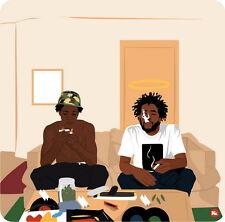 "MX05566 Joey Bada$$ - American Hip Hop Rapper Music Star 24""x24"" Poster"