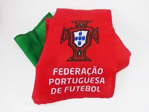 Portugal's flag by the Portuguese Football Federation. Bandeira. Soccer Seleção