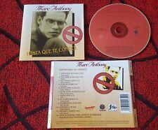 MARC ANTHONY ** Hasta Que Te Conoci - 12 Grandes Exitos ** SCARCE 1997 Spain CD