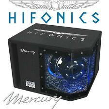 HIFONICS MERCURY MRBP SUBWOOFER 200mm BASS BANDPASS SYSTEM