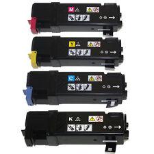 4PK Toner Cartridge for Dell 1320 1320c Printer