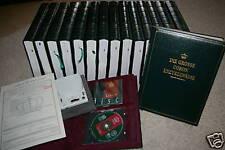 Die grosse Coron Enzyklopädie 15 Bände mit Phonobox