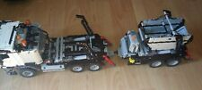 Bauanleitung instruction 42024 42043 Anhänger  Eigenbau Unikat Moc Lego Technic