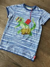 Oilily Boy Tee Top Age 8 New With Tags