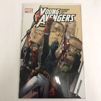 Young Avengers 2 Marvel Comics 2005 VF / VF + 8.0 - 8.5 Whedon 2nd Kate Bishop