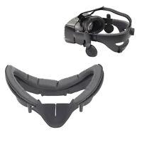 Für Valve Index VR Headset Maskenabdeckung Ständer Magnetisches Lederhalter Pad
