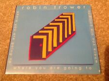 ROBIN TROWER - Where You Are Going To (NEW CD) 2015 Blues
