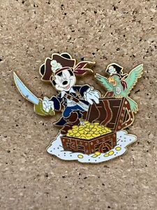 Mickey And Bird Wdw Disney Pin Booster Set 2007