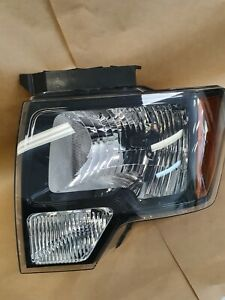 Ford F150 2007- 2014 LH HeadLamp Assembly