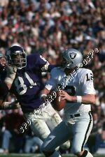 "Oakland Raiders Stabler Super Bowl XI 16""x 24"" PHOTO"