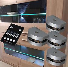 LED 3-Seiten Glaskantenbeleuchtung Glasbeleuchtung Glasbodenbeleuchtung H2295-96