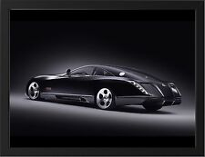 "MAYBACH EXELERO A3 FRAMED PHOTOGRAPHIC PRINT 15.7"" x 11.8"""
